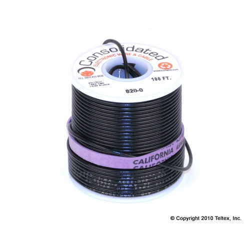 Oval Window Microloop Wire 100 ft