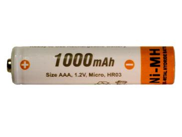 Battery AAA NiMH