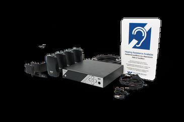 PPA 457 PRO Personal PA® Pro FM Assistive Listening System