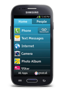 GreatCall Jitterbug Touch 3