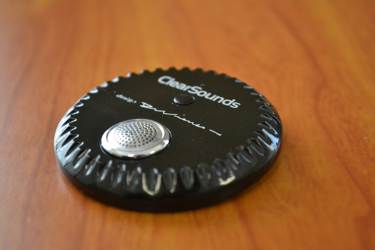 ClearSounds Quattro 4.0 Microphone Top