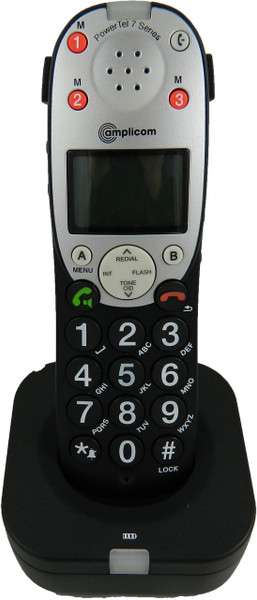 Amplicom PowerTel 701 (Satellite Handset)