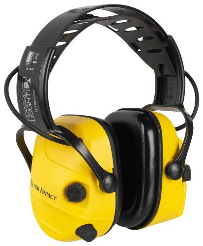 Howard Leight by Honeywell Impact Electronic Sound Amplification Earmuff