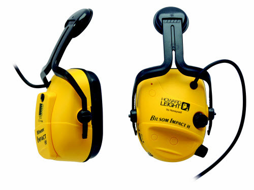 Honeywell Impact® by Howard Leight (Helmet Style)
