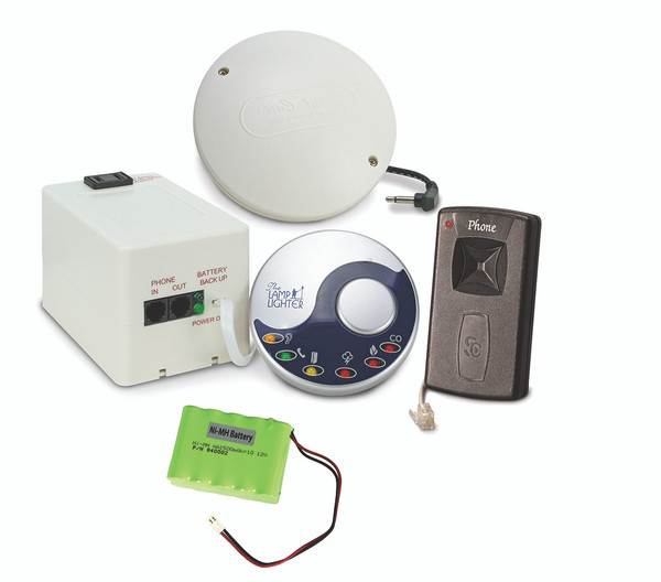 Silent Call LampLighter Signaler Kit 2 - SC-LLK-2