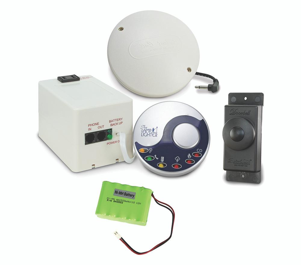Silent Call LampLighter Signaler Kit 3 - SC-LLK-3