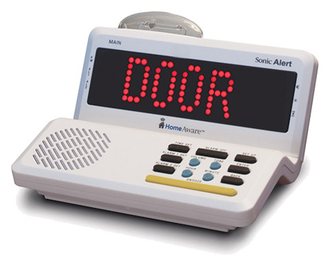 HomeAware Master Unit - Doorbell Notification