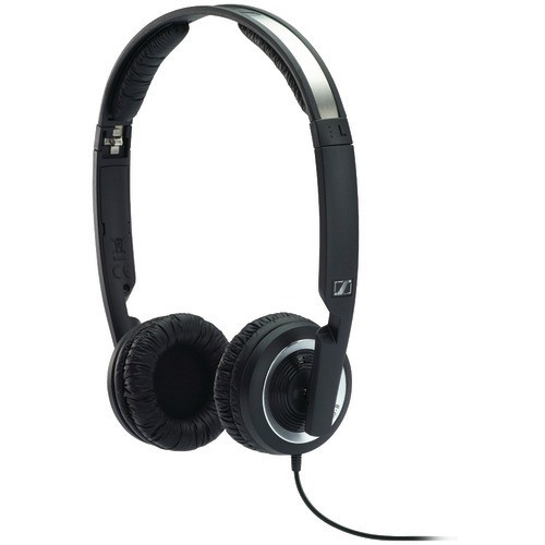 Sennheiser 502817 Collapsible Noise-Isolating Headphones