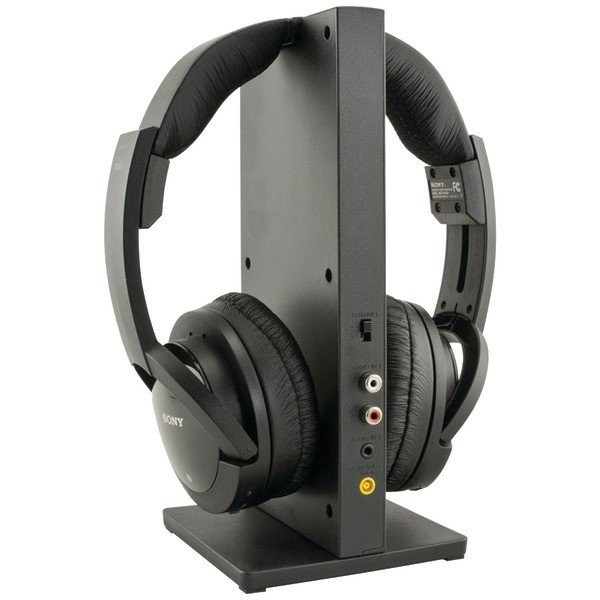 Sony MDR-RF985RK Wireless Over-Ear Headphones