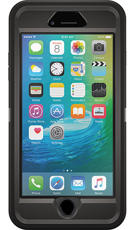 Otterbox Defender Series Case for iPhone® - Front View