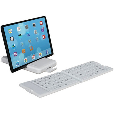 iWerkz Waterproof Bluetooth Folding Keyboard