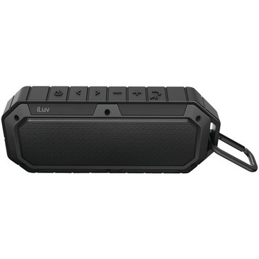 iLuv Collision Rugged Bluetooth Speaker
