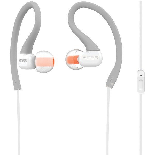 Koss FitClips Earbuds with Microphone - KSC32I
