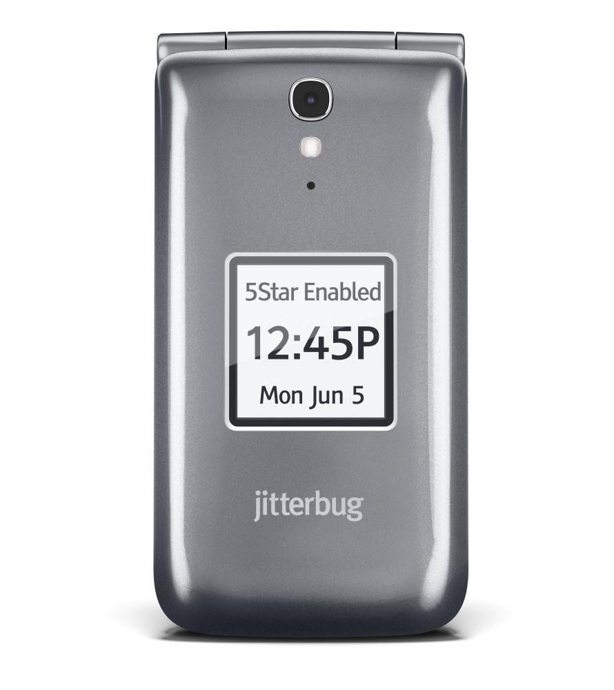 Jitterbug Flip - Graphite