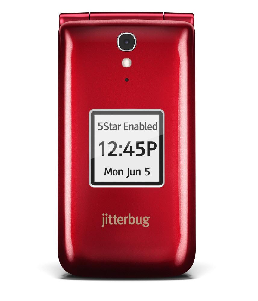 Jitterbug Flip - Red
