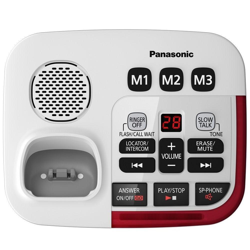 Panasonic KX-TGM420W - Base View