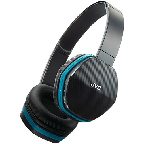 JVC HA-SBT5A Over-Ear Bluetooth Headphones