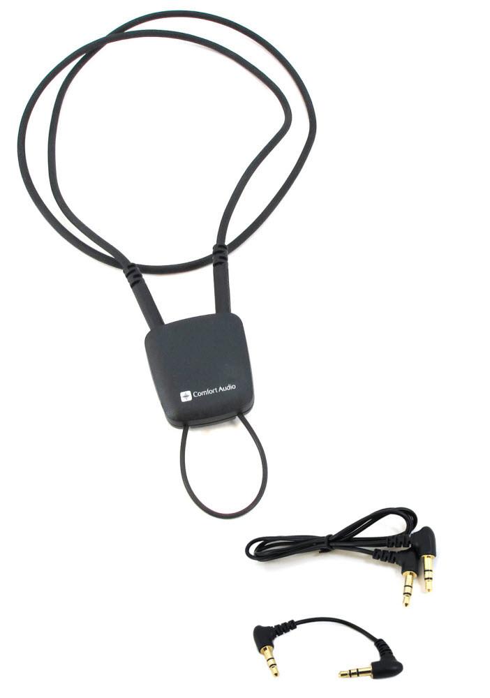 Comfort Audio Duett Neckloop Long with Adapters