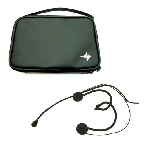 Comfort Audio Contego Boom Microphone Black