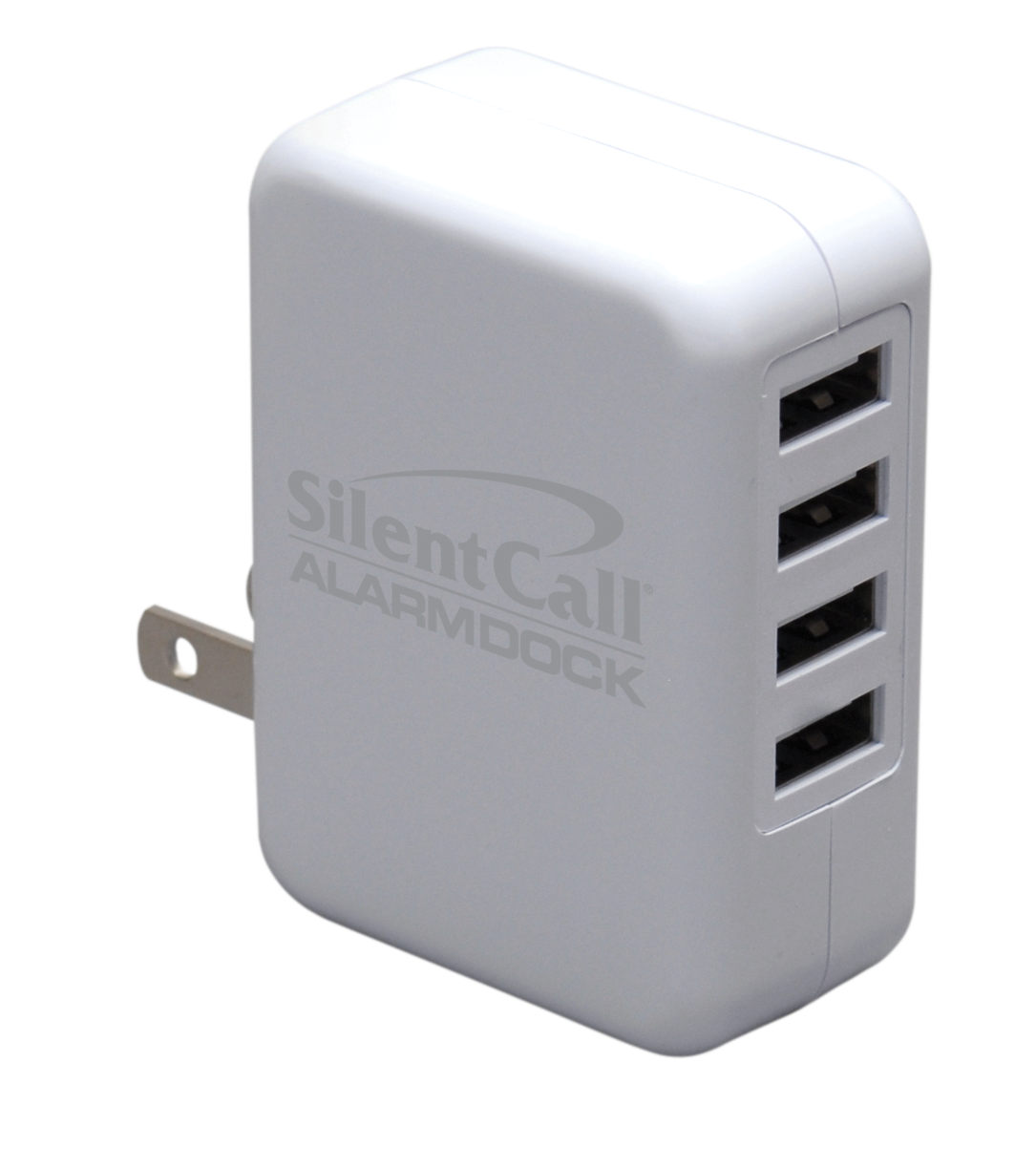 Silent Call Charger Cube