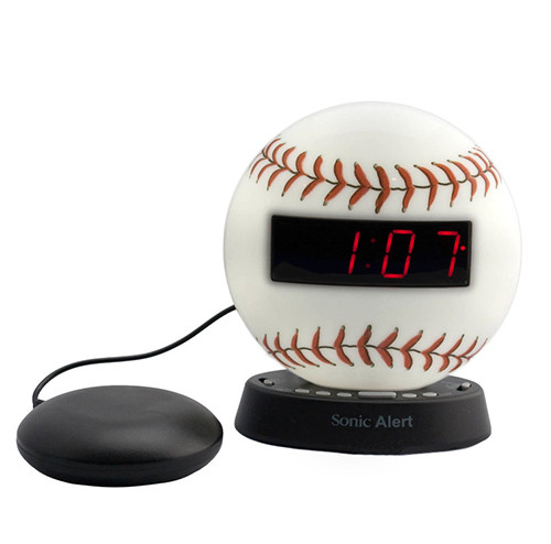 Sonic Alert Glow Series - Baseball (Front)