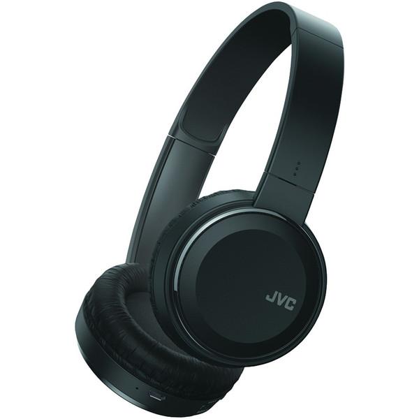 JVC HA-S190BT Over-Ear Bluetooth Headphones