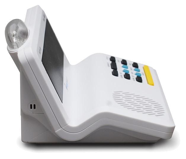 HomeAware Deluxe Receiver - HA360RK2.0 - Left View