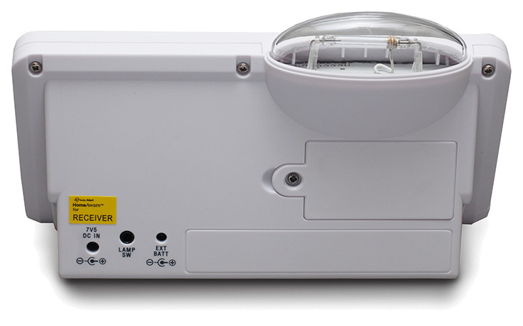 HomeAware Deluxe Receiver - HA360RK2.0 - Back View