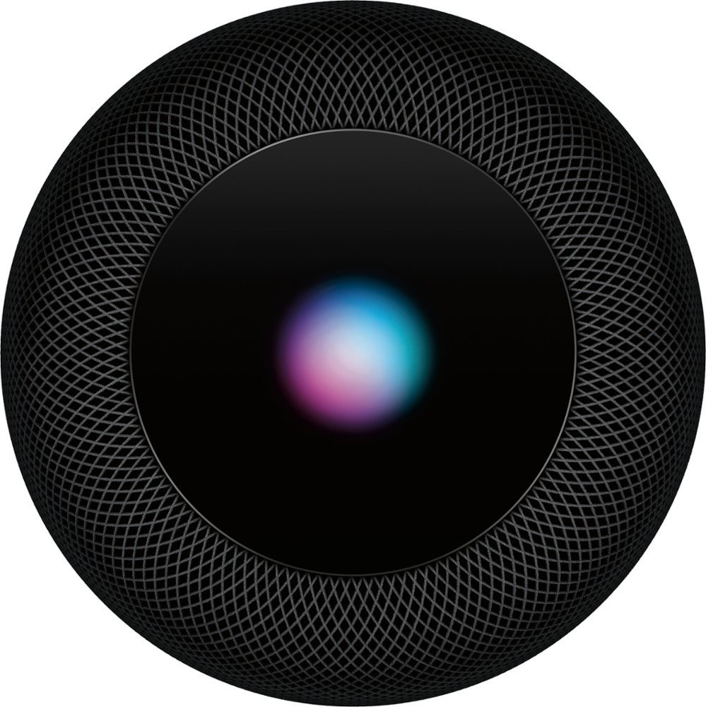 Apple HomePod - Space Gray - Top