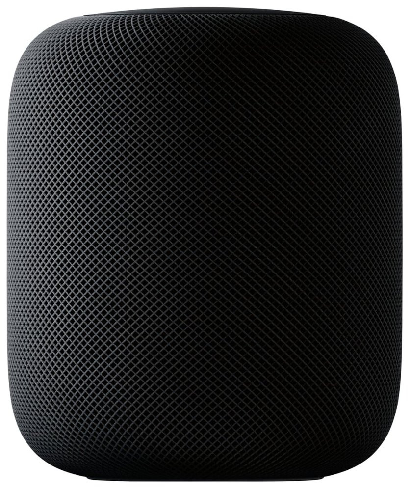 Apple HomePod - Space Gray - Side