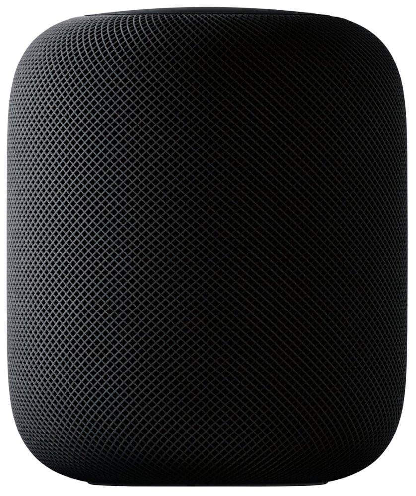 Apple HomePod - Space Gray - Side