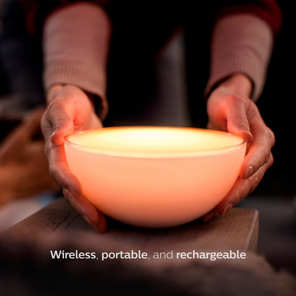 Philips Hue Go White and Color Portable Lamp - Portable