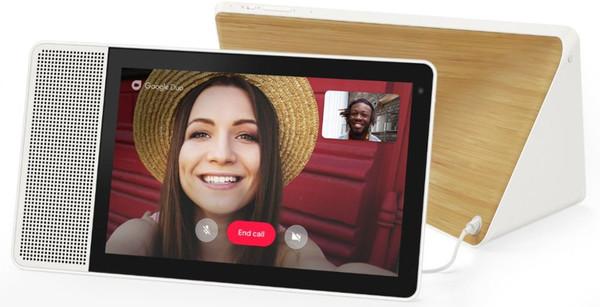 "Lenovo Smart Display 10"" - Front / Back"