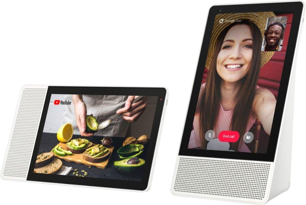 """Lenovo Smart Display 10"""" - Portrait or Landscape"""