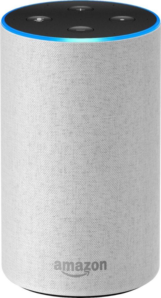 Amazon Echo, 2nd Gen - Sandstone Fabric