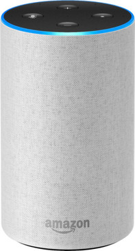 Amazon Echo, 2nd Gen - Sandstone Fabric