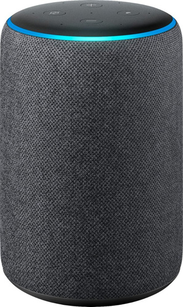 Amazon Echo Plus, 2nd Gen - Charcoal