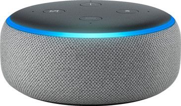 Amazon Echo Dot, 3rd Gen - Heather Gray