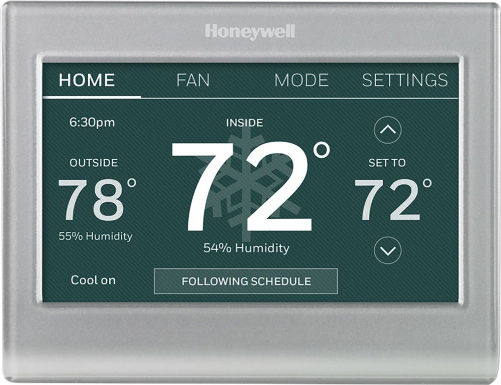 Honeywell RTH Color Thermostat