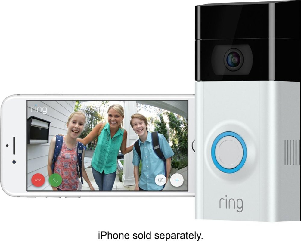 Ring Video Doorbell 2 - iPhone