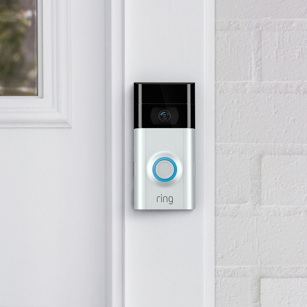 Ring Video Doorbell 2 - Door Mounted