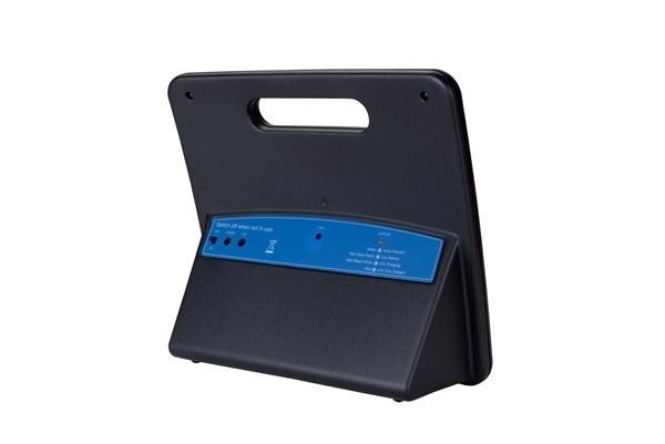 Contacta Portable InfoLoop - Back