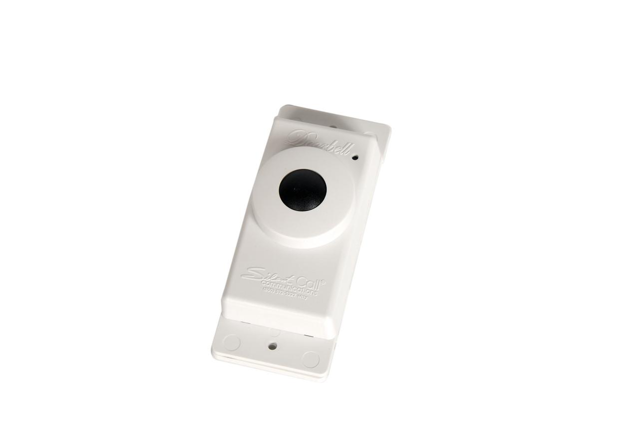 Silent Call Medallion™ Series Wireless Doorbell Transmitter (SC-DB4-MC)