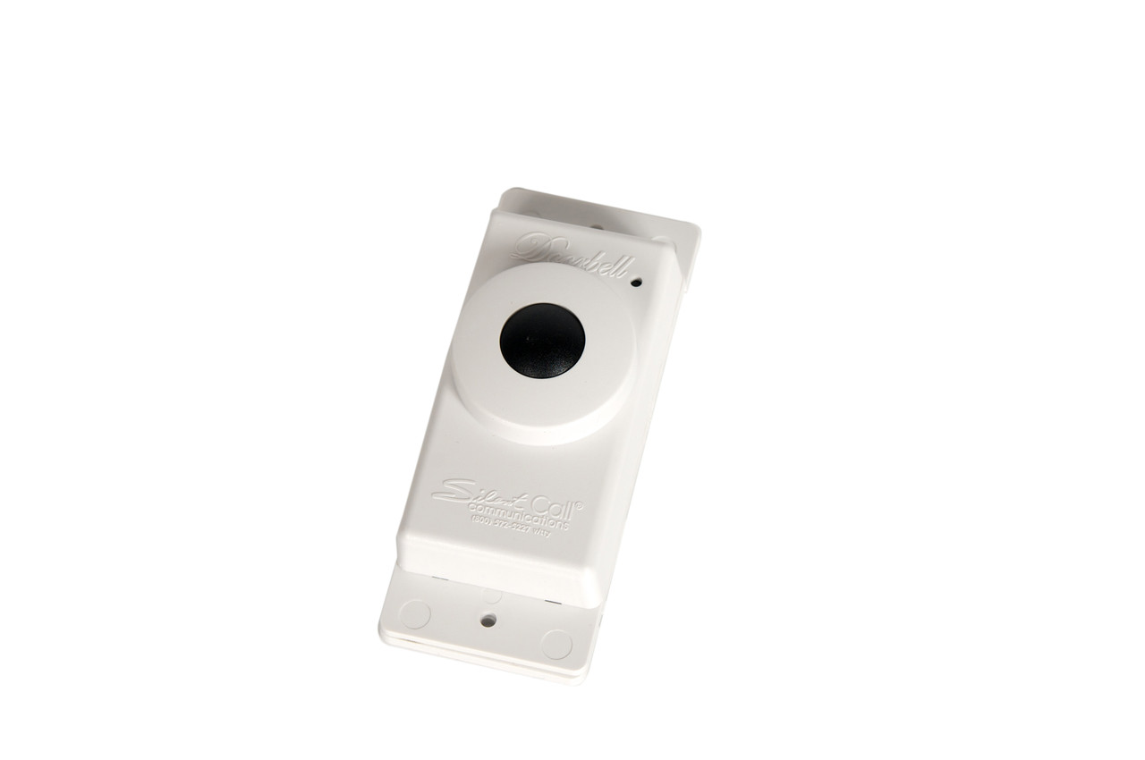 Silent Call Medallion™ Series Wireless Doorbell Transmitter (SC-DB4-MC)