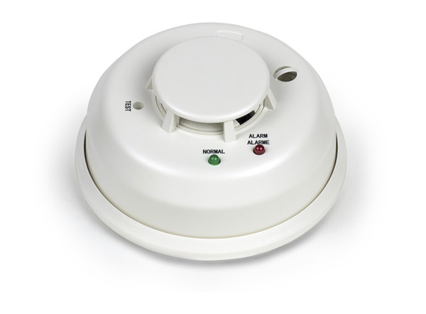Silent Call Medallion™ Series Smoke Detector with Transmitter (SC-SD4-MC-US)