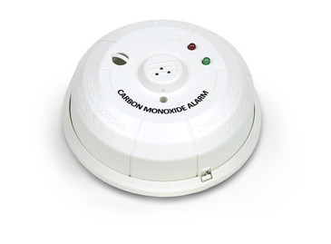 Silent Call Medallion™ Series Carbon Monoxide Detector with Transmitter (SC-CO5-MC-US)