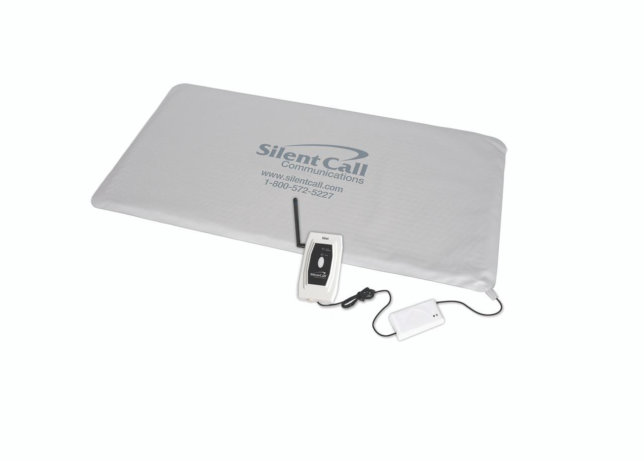 Silent Call Medallion™ Series Bed Mat with Transmitter (SC-BM4-MC)