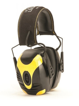 Honeywell Impact® Pro Industrial Headband Style Earmuff by Howard Leight™