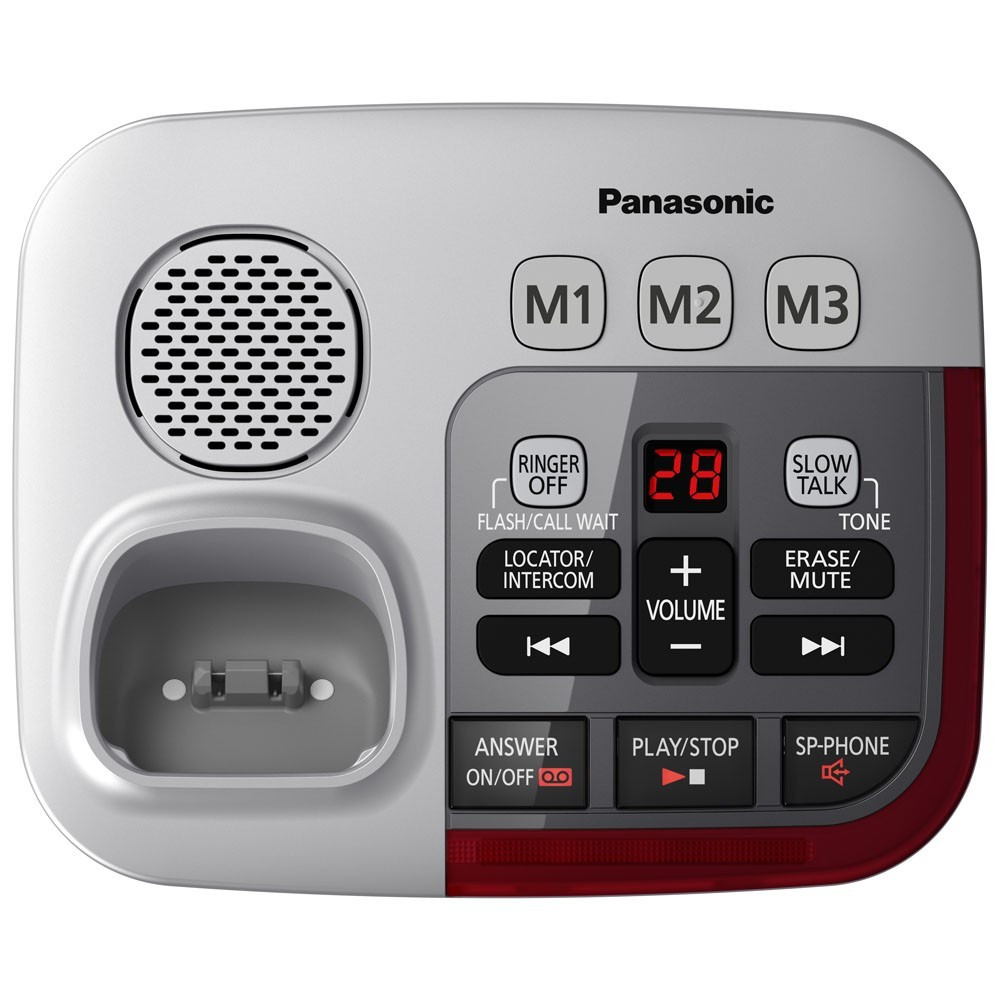 Panasonic KX-TGM450S - Base View