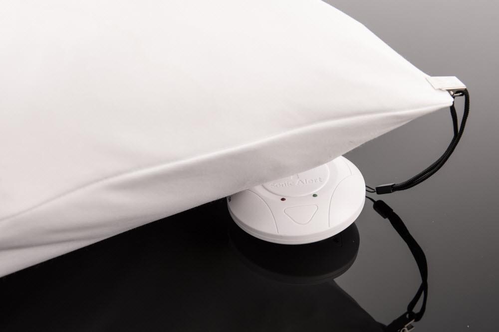 Sonic Alert SS125BT Under Pillow